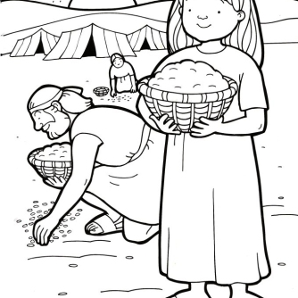 Manna_ from _heaven_ coloring_ Page_8 (1)