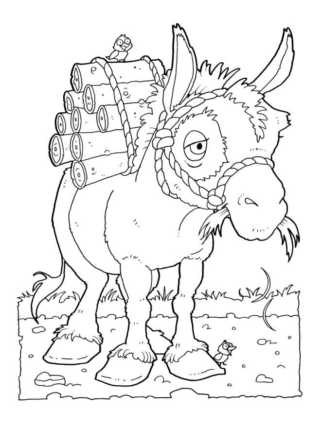 Donkey 1-1