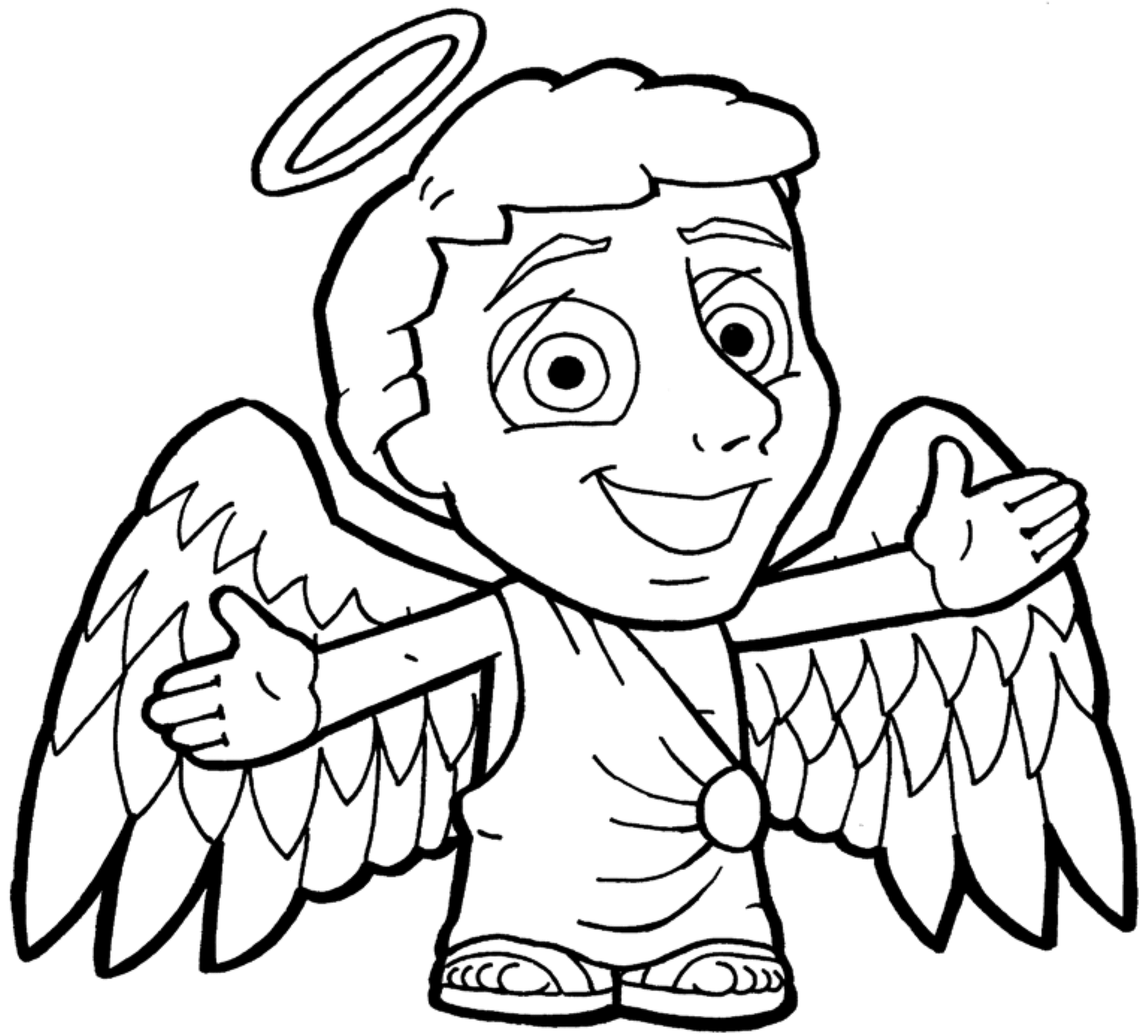 Mini Angel BW-1
